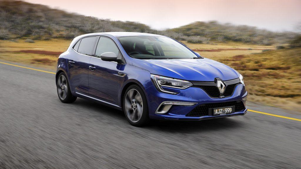 Renault Megane.