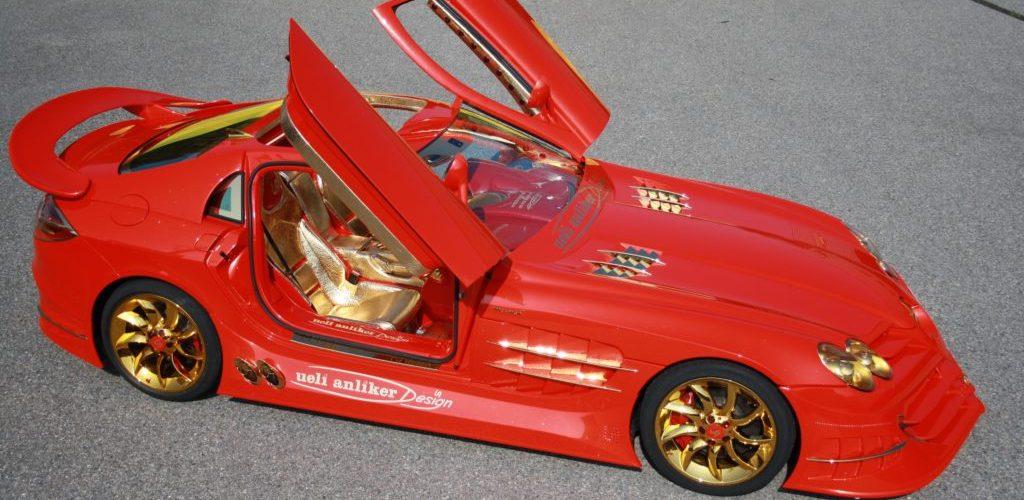 MercedesBenz SLR McLaren 999 Dream.