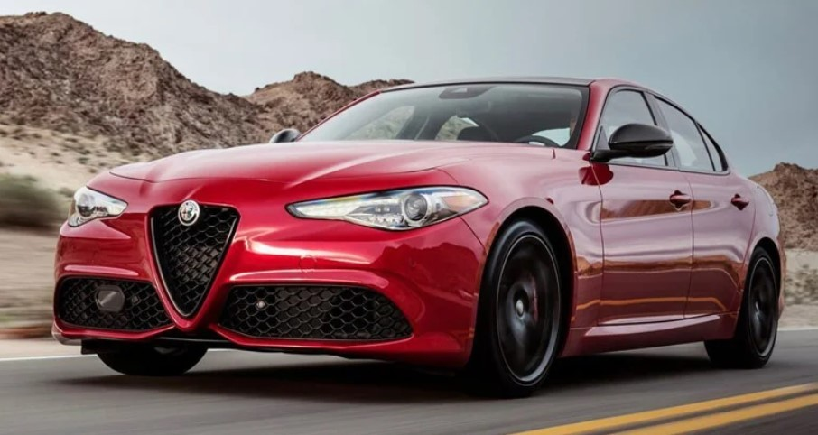 Обзор модели Alfa Romeo Giulia