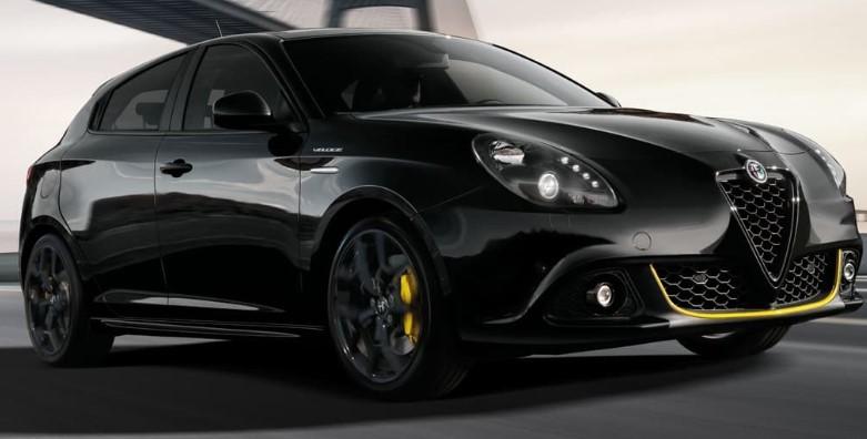Alfa Romeo Giulietta сбоку