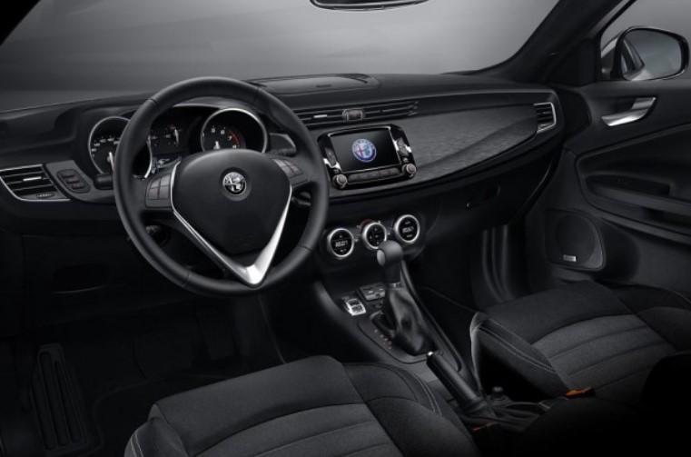 Alfa Romeo Giulietta салон