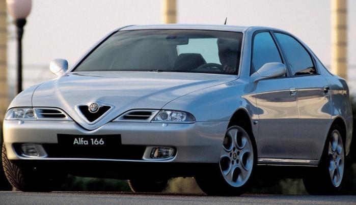 Alfa Romeo Alfetta 2.4 Turbo Diesel