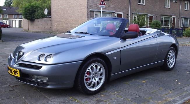 Alfa Romeo Alfetta GTV GT купе