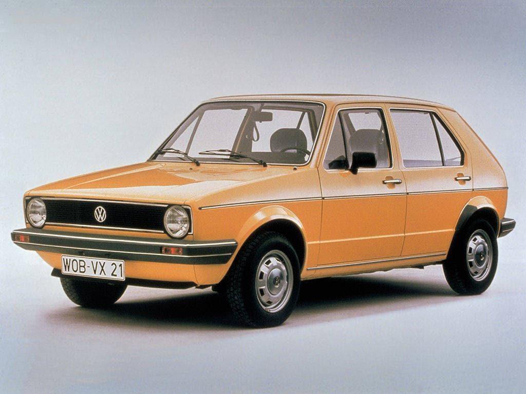 Фольксваген Golf 1974.
