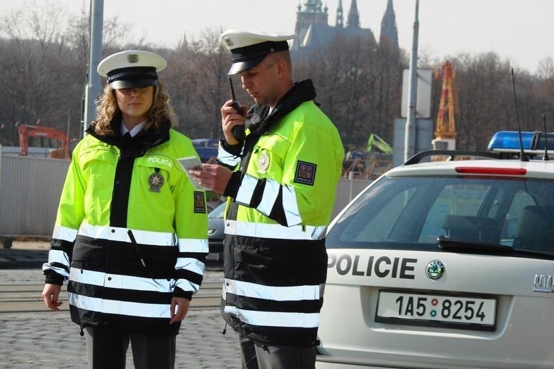 Дорожная полиция Германии.