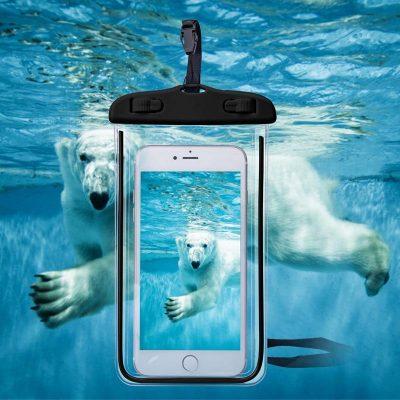 Реально ли защитит водонепроницаемый чехол ваш телефон