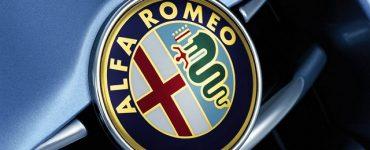 Знак машины Альфа Ромео