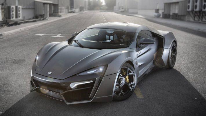 Самые дорогие машины в мире