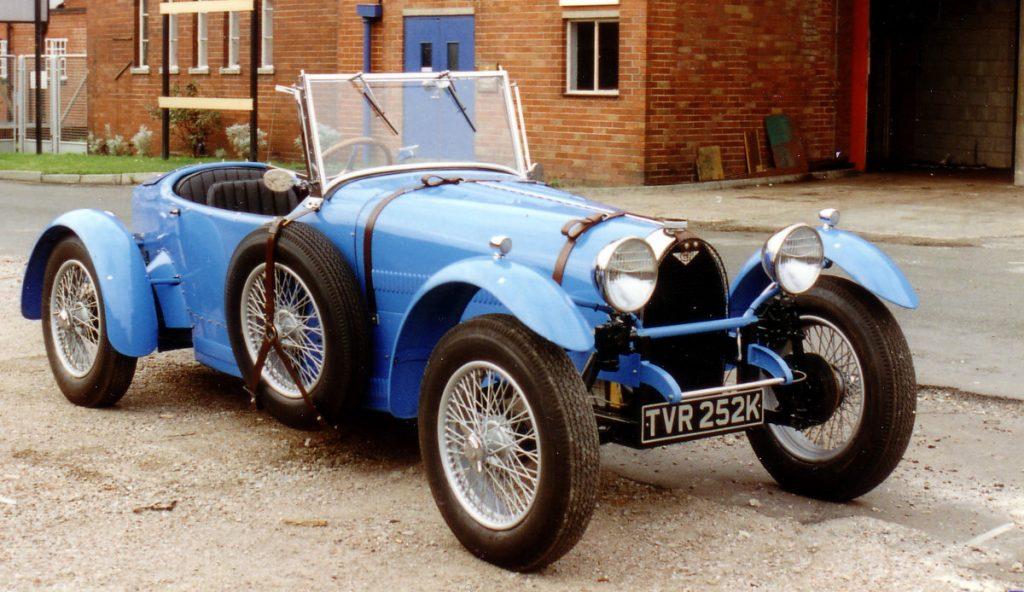 Bugatti Tipe 35.