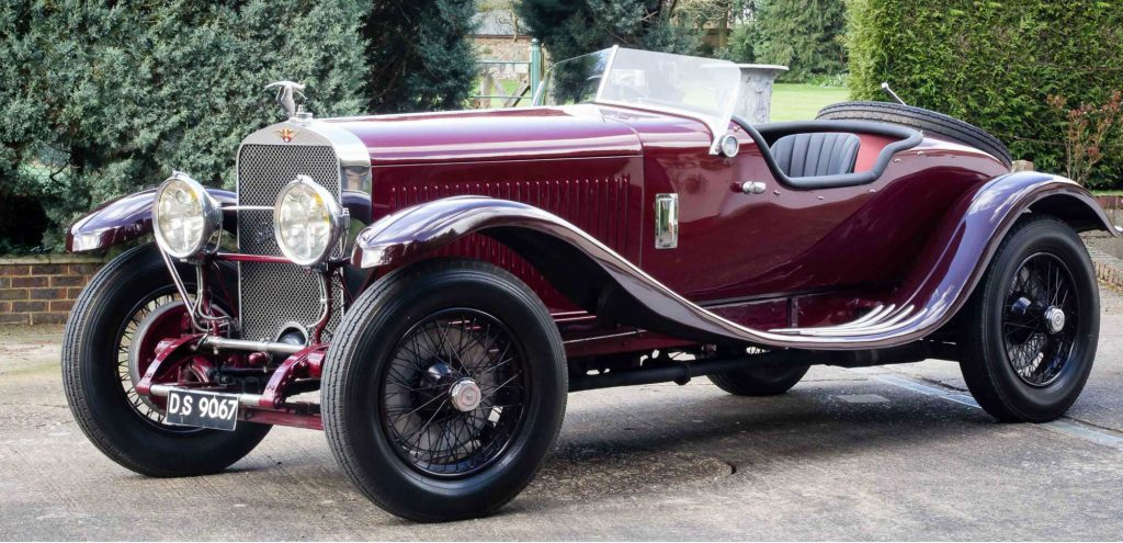 Hispano-Suiza H6.