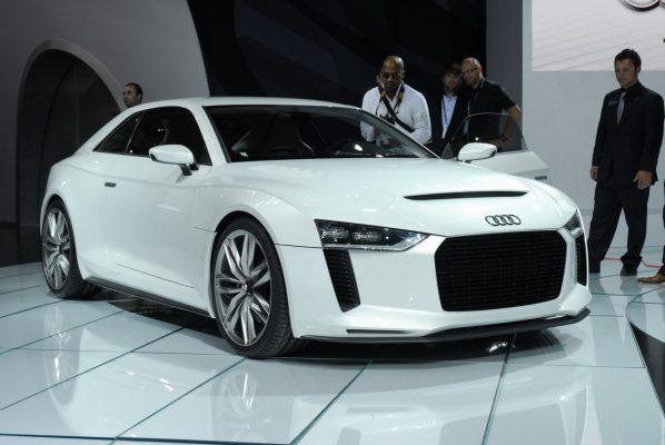 Audi Quattro 2010