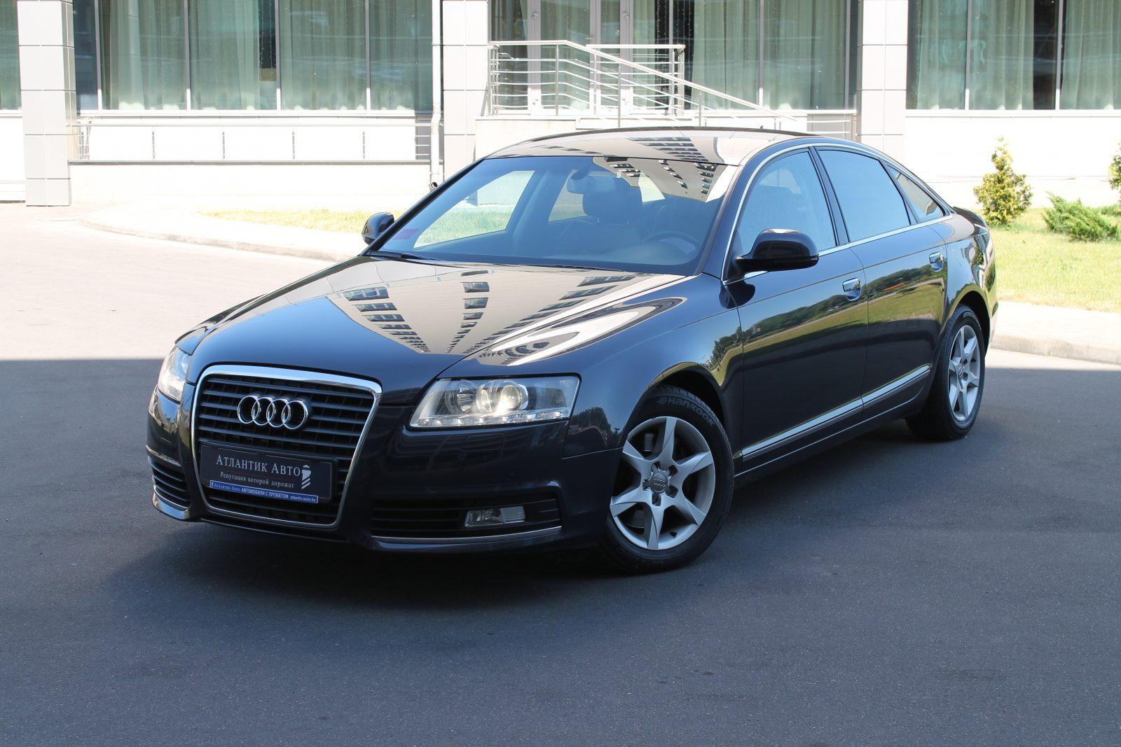 Audi A6 C6 – третье поколение «Автомобиля планеты»