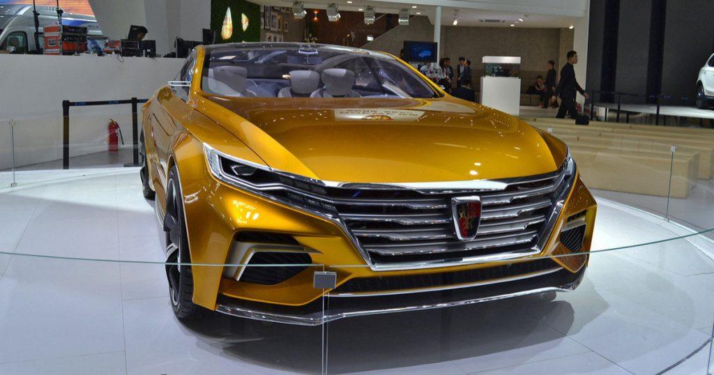 Китайские авто концепты.