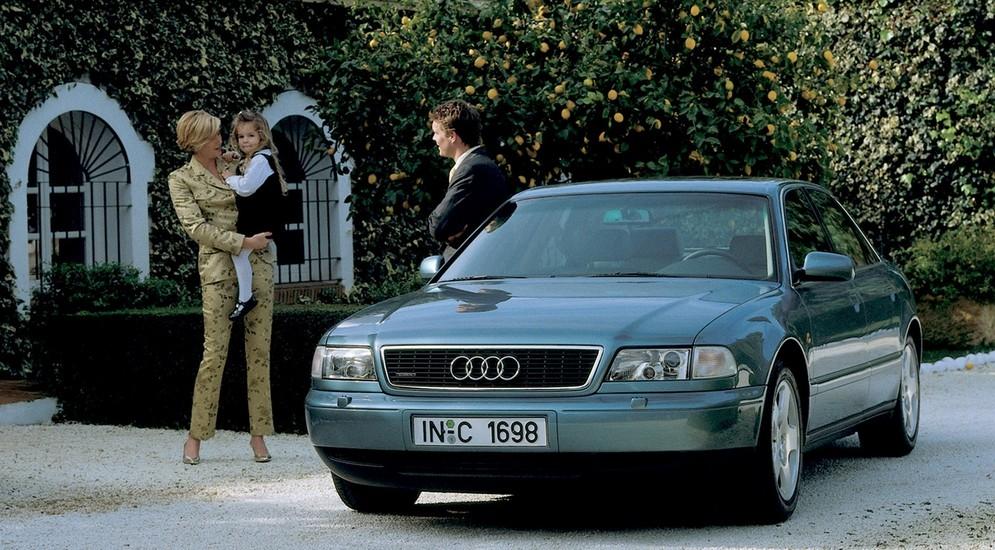 Audi A8 D3.