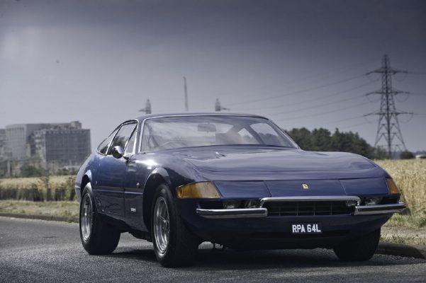 Ferrari Daytona, принадлежавший принцу Чарльзу