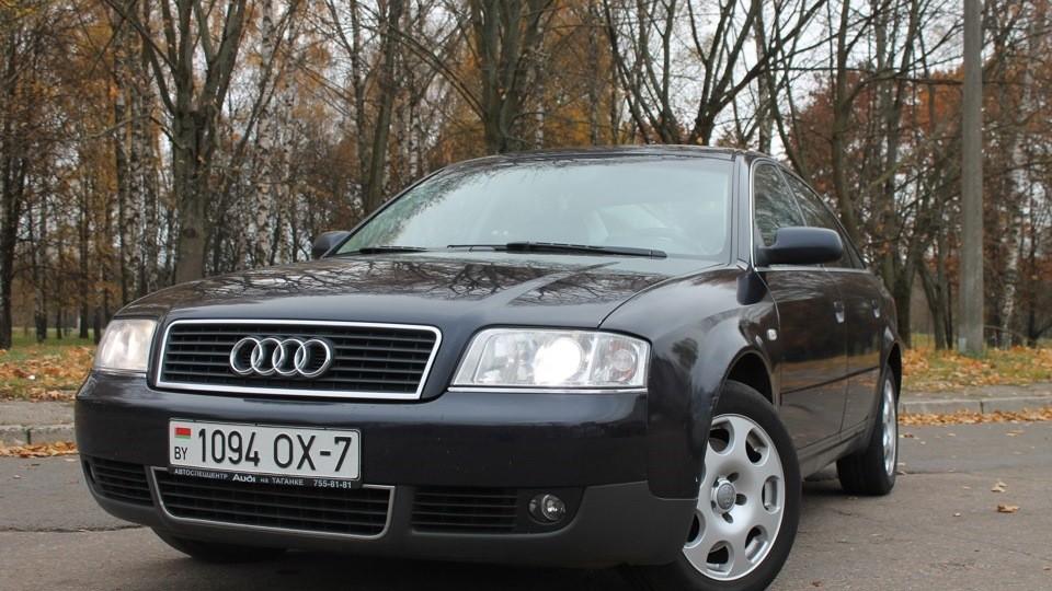 Audi А6 С5.