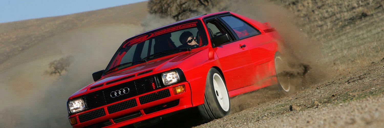 Audi Quattro 80