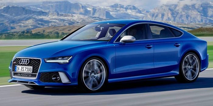 Audi RS 7.