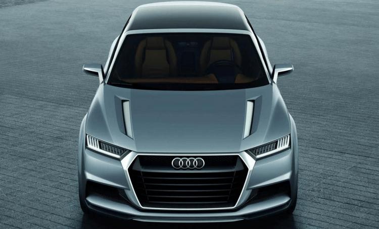 Audi Q9.