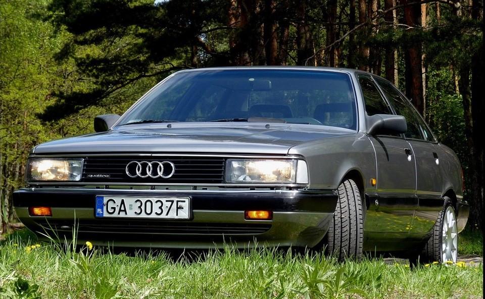 Audi S2.