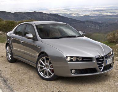 Alfa Romeo 159 – итальянская красавица, не оставившая наследников