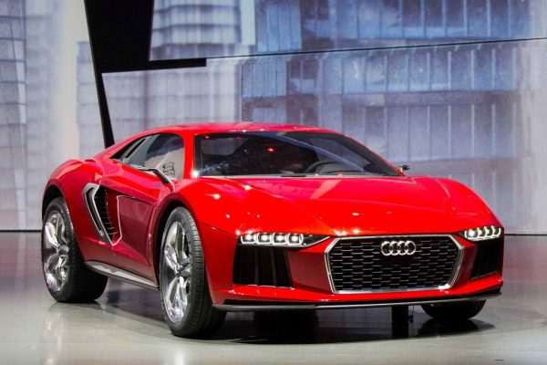 Audi Quattro 2013