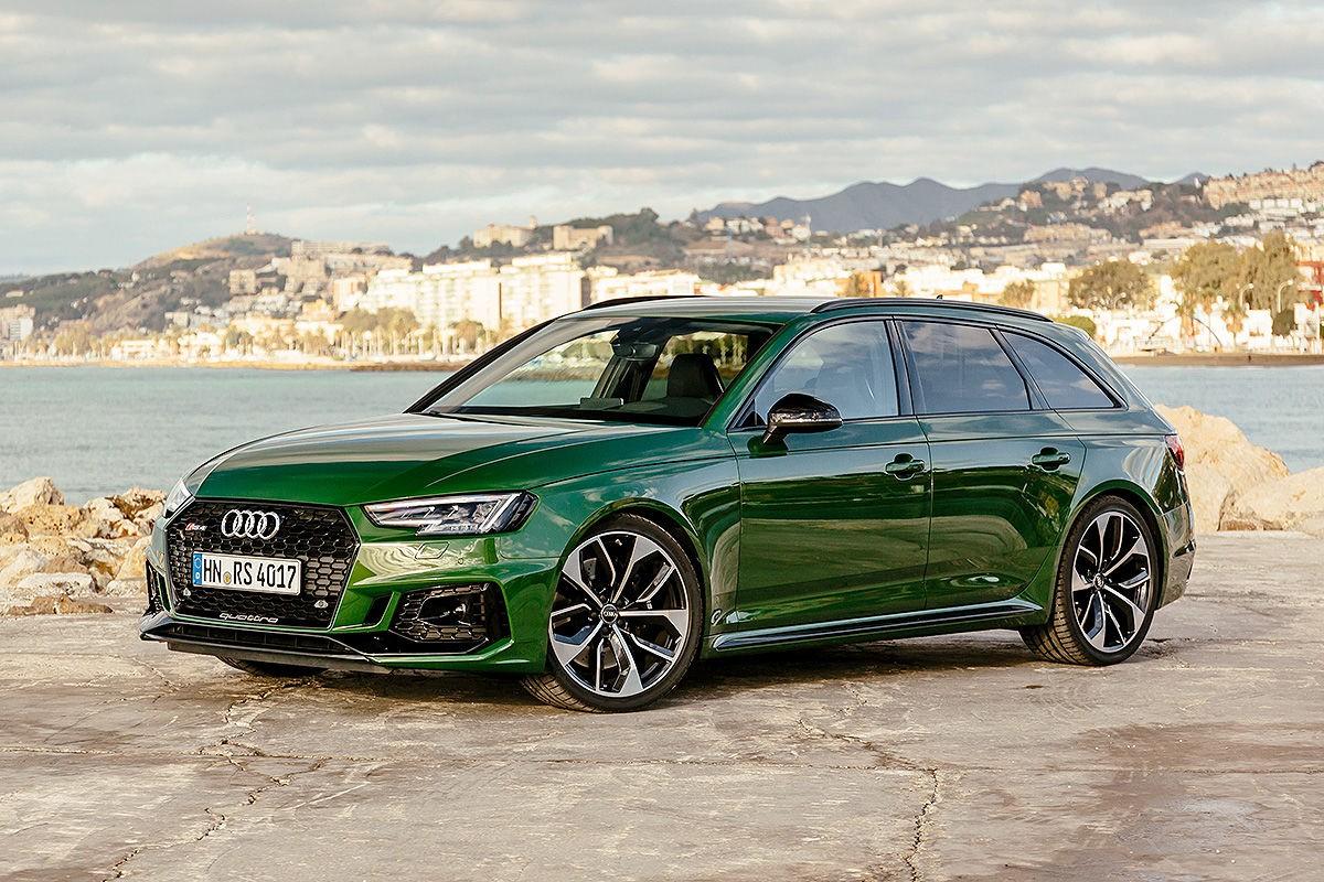 Audi RS4 B9.