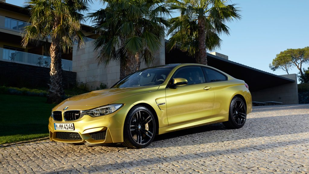 BMW M4 Coupe.