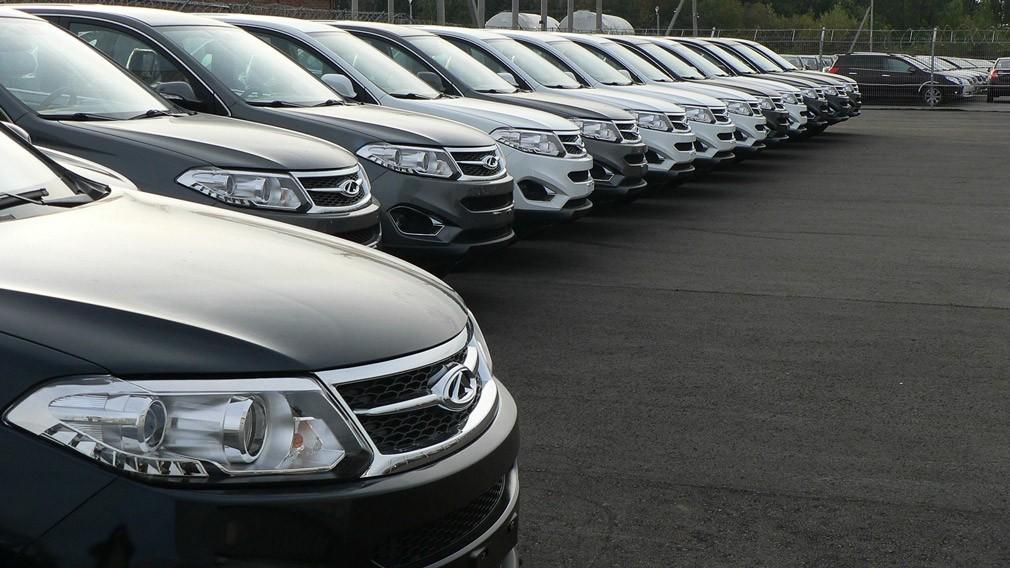 Китайские машины на вторичном рынке.