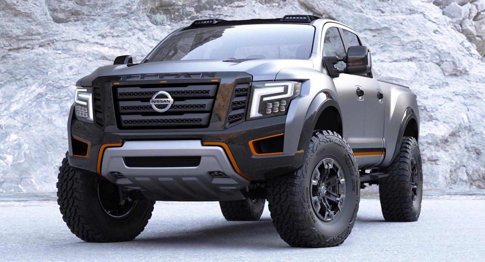 Nissan Titan.
