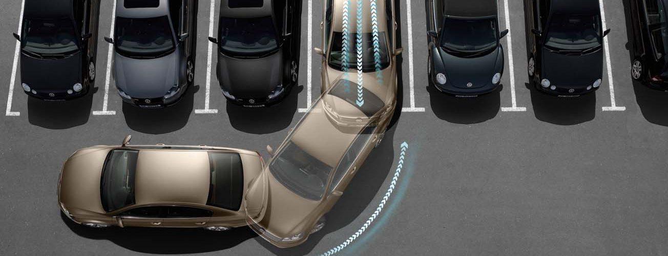 Как научиться парковаться новичку без парковочного радара?