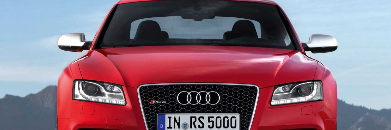 Audi RS5 1 поколение.