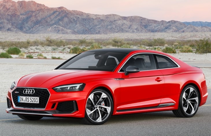 Audi RS5 второе поколение.