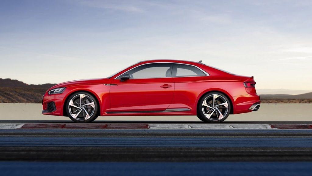 Профиль Audi RS5.