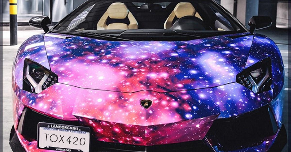 Цвет машины космос.