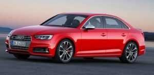 Audi S4 шестая модификация.