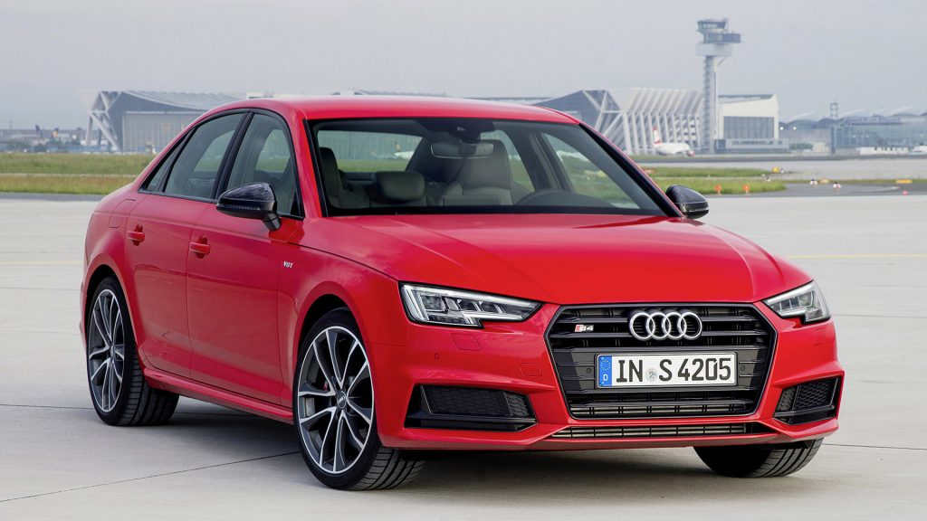 Audi S4.