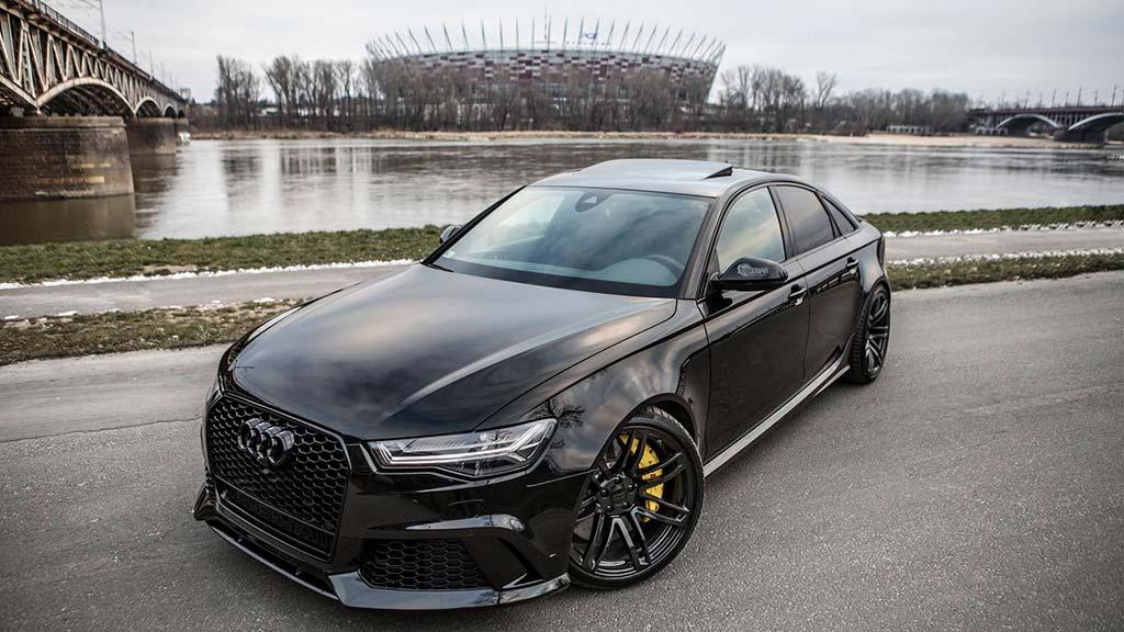 Audi S6 – бизнес-класс уходит в спорт
