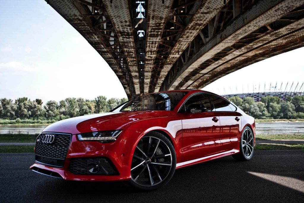 """Audi RS 7 """"Перформанс""""."""