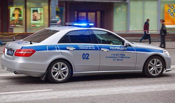 Полицейские машины, на чём ездят наши полицейские