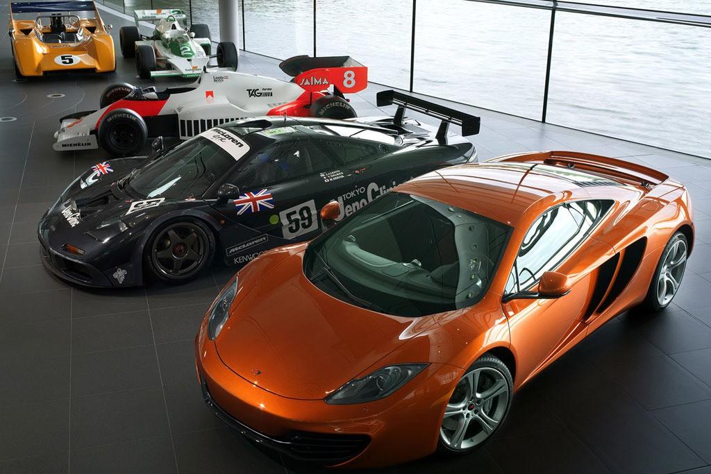Гоночные и спортивные авто.