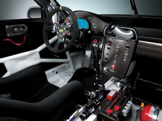 Почему все гоночные машины на механике