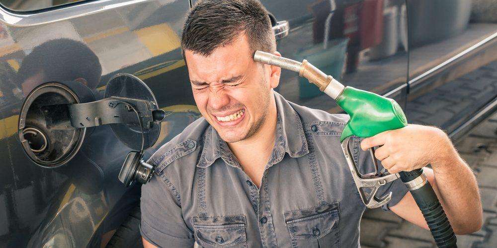 Машина много «жрёт». Что в разы увеличивает расход топлива