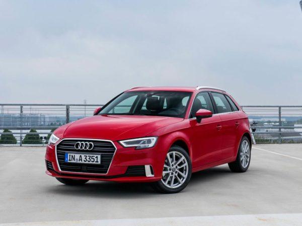 Audi A3 хэтчбек.