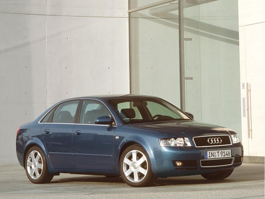 Audi A4 B6 – средний класс на десять лет