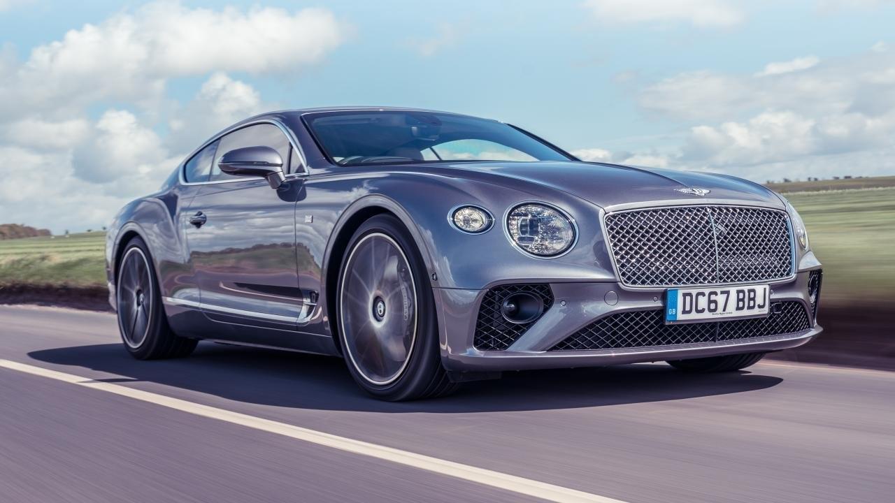 Модельный ряд Bentley