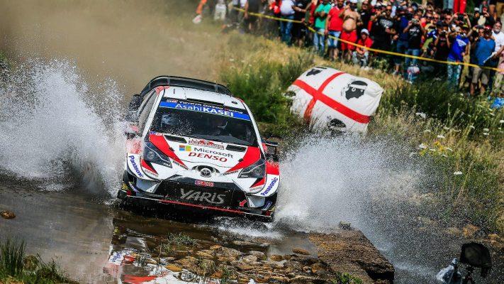 WRC — World Rally Championship