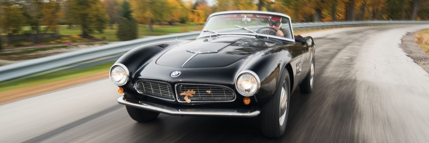 BMW 507 Series II 1959 года.