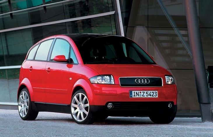 Audi А2.