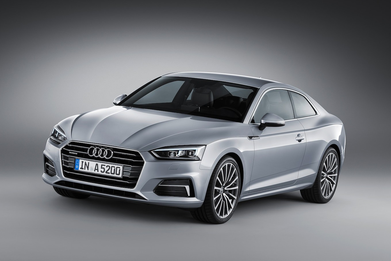 Audi A5 – возвращение Ауди в купе